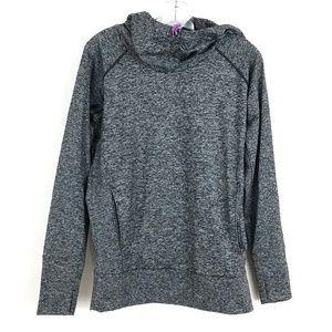 Comlumbia Omni-Wick pullover hoodie space dye top